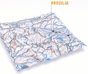 3d view of Prosília