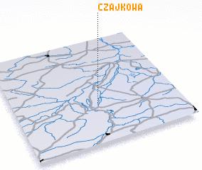 3d view of Czajkowa