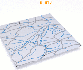 3d view of Pluty