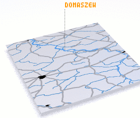 3d view of Domaszew
