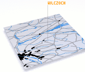 3d view of Wilczoch
