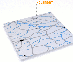 3d view of Holendry