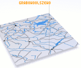 3d view of Grabowo-Olszewo