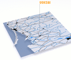 3d view of Uoksai