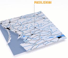 3d view of Pašiliškiai
