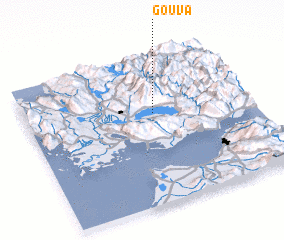 3d view of Goúva