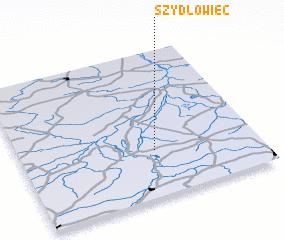 3d view of Szydłowiec