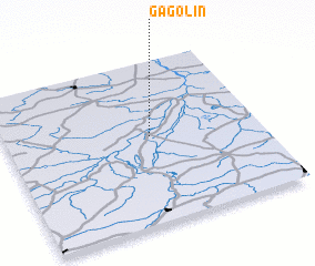 3d view of Gagolin