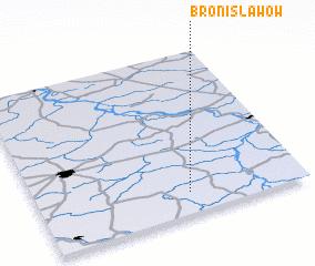 3d view of Bronisławów