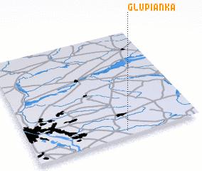 3d view of Głupianka