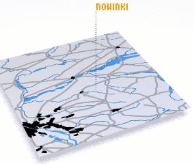 3d view of Nowinki