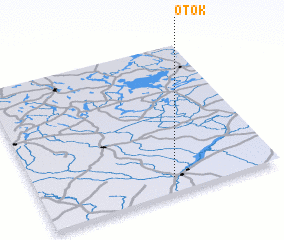 3d view of Otok