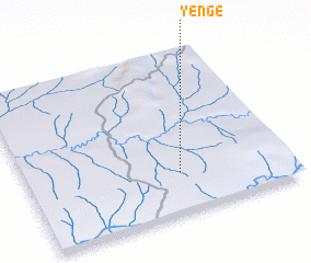 3d view of Yenge