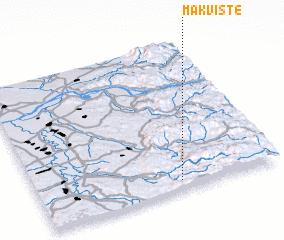 3d view of Makvište