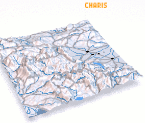 3d view of Cháris