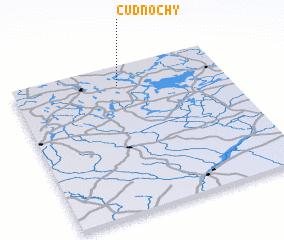 3d view of Cudnochy