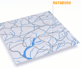 3d view of Matabono