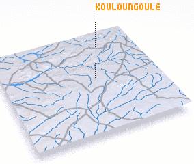 3d view of Kouloungoulé