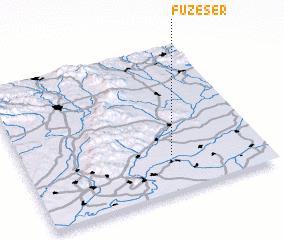 3d view of Füzesér