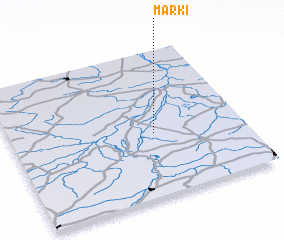 3d view of Marki
