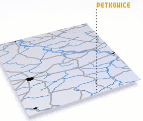 3d view of Pętkowice