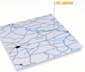 3d view of Lucjanów