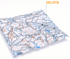 3d view of Selísta