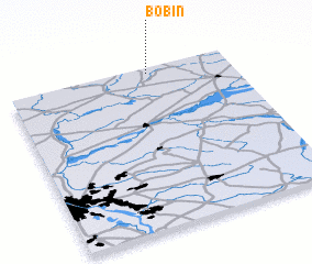 3d view of Bobin