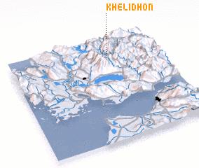 3d view of Khelidhón