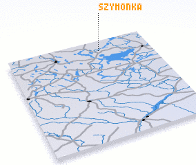3d view of Szymonka