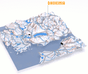 3d view of Dhokímia