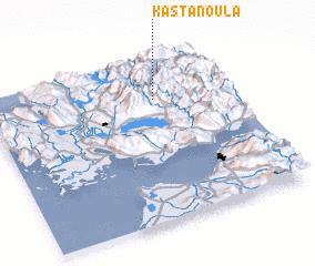 3d view of Kastanoúla