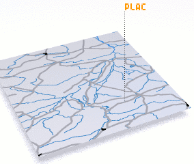 3d view of Plac
