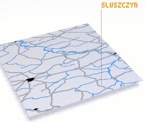 3d view of Słuszczyn