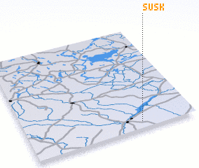 3d view of Susk