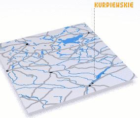 3d view of Kurpiewskie