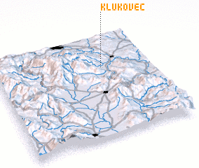 3d view of Klukovec