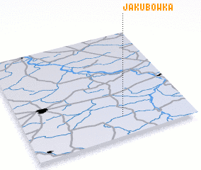 3d view of Jakubówka