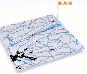 3d view of Majdan