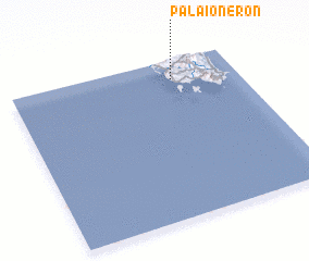3d view of Palaióneron