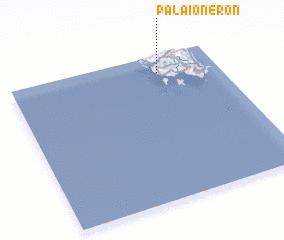 3d view of Palaióneron