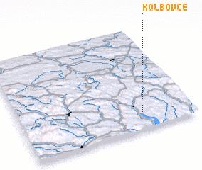 3d view of Kolbovce