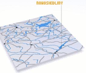 3d view of Nowosiedliny