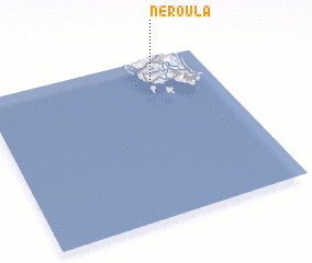 3d view of Neroulá