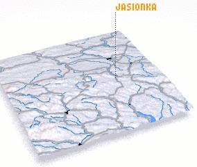 3d view of Jasionka