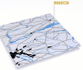 3d view of Modecin