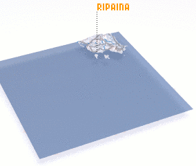 3d view of Rípaina