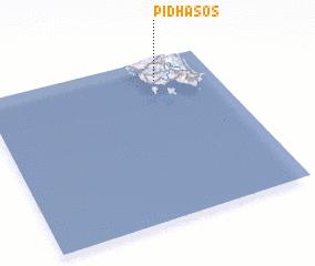 3d view of Pídhasos