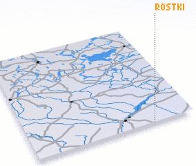 3d view of Rostki