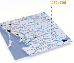 3d view of Degučiai